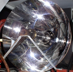 Liquid Cooled Short Arc Lamps in an IMAX projector